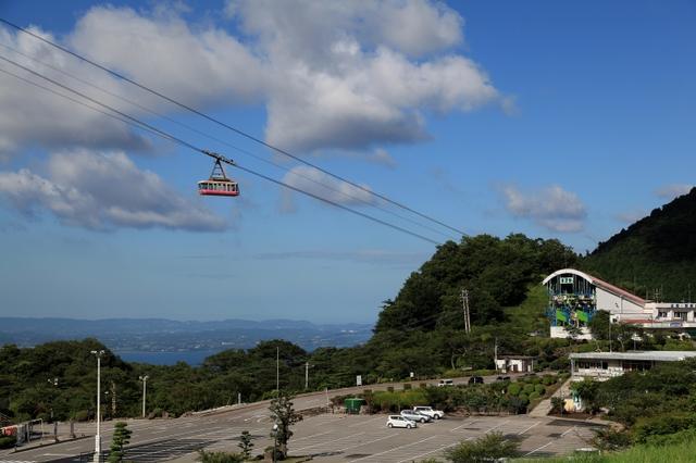画像: 別府ロープウェイ 公式サイトより www.beppu-ropeway.co.jp