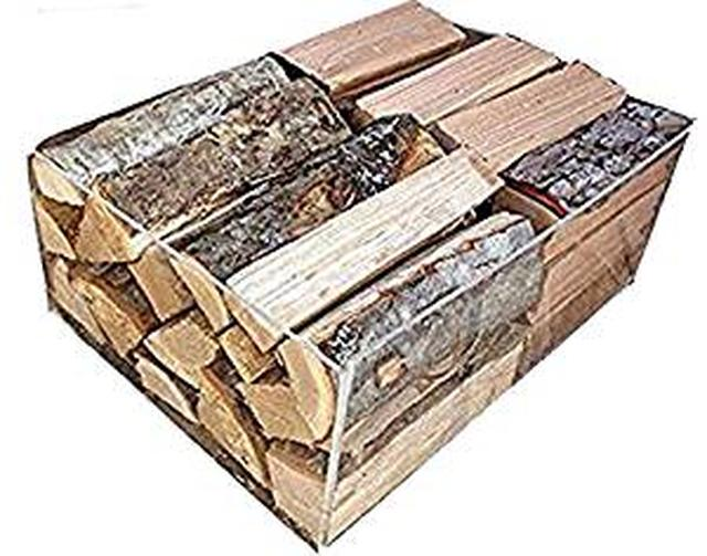 画像: Amazon | No25 広葉樹の薪 携帯焚火台用 薪の長さ約17cm 宅配80サイズ段ボール箱入り【産地】長野県 | 八ヶ岳通販 | 炭・薪