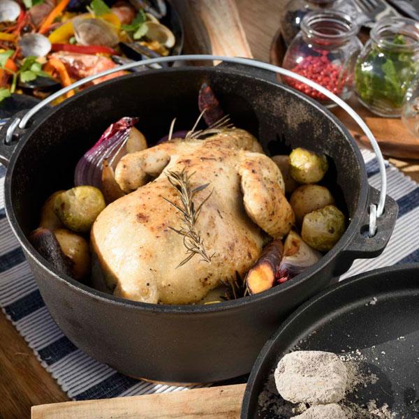 画像4: 家庭でもできちゃうダッチオーブン料理! おすすめ商品&簡単レシピ3選