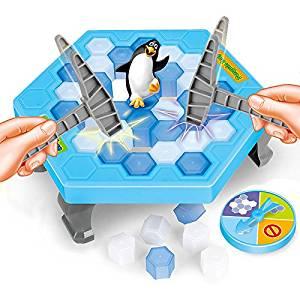 画像: Amazon | WTOR クラッシュアイス ゲーム おもちゃ 家族や友人に向けゲーム 2017人気ゲーム最新版登場 | バランスゲーム | おもちゃ