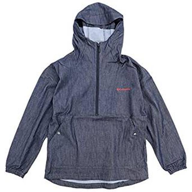 画像: Amazon | [コロンビア] Columbia ジャケット メンズ ドクターデニム 本澤 テント ヒル デニム アノラック コラボ | アウトドア コート・ジャケット 通販