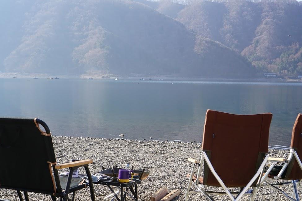画像: 朝の気持ちいい空気を浴びながら、静かに飲むコーヒーは格別(画像:筆者撮影)