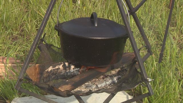 画像: アウトドア感がアップするオススメの焚き火料理