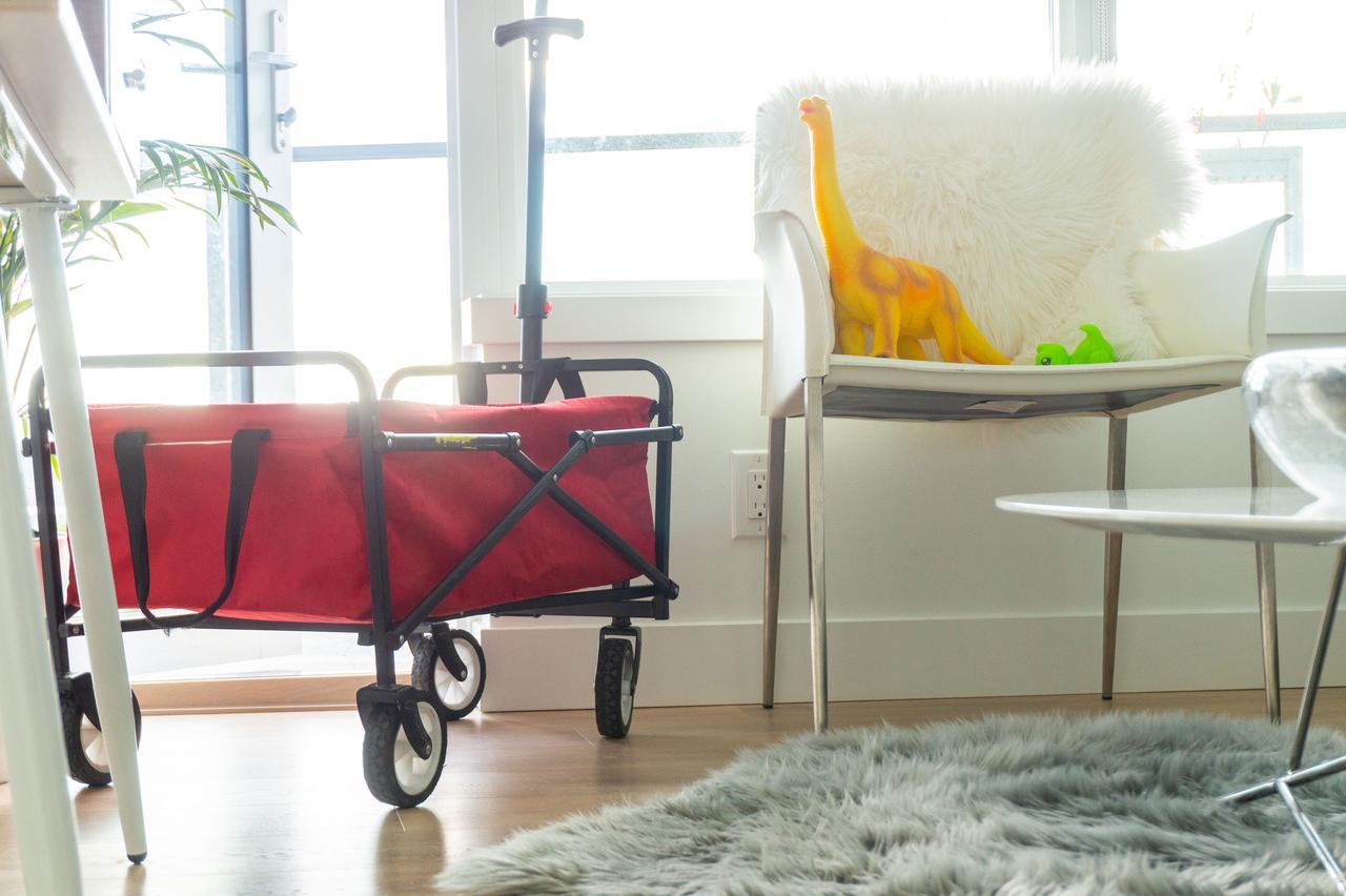 画像: 荷物の多いファミリーキャンプに必須! キャリー選びは重量・耐荷重・容量に注意