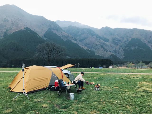 画像: キャンプ4年目@ふもとっぱらキャンプ場 futaricampguide.com