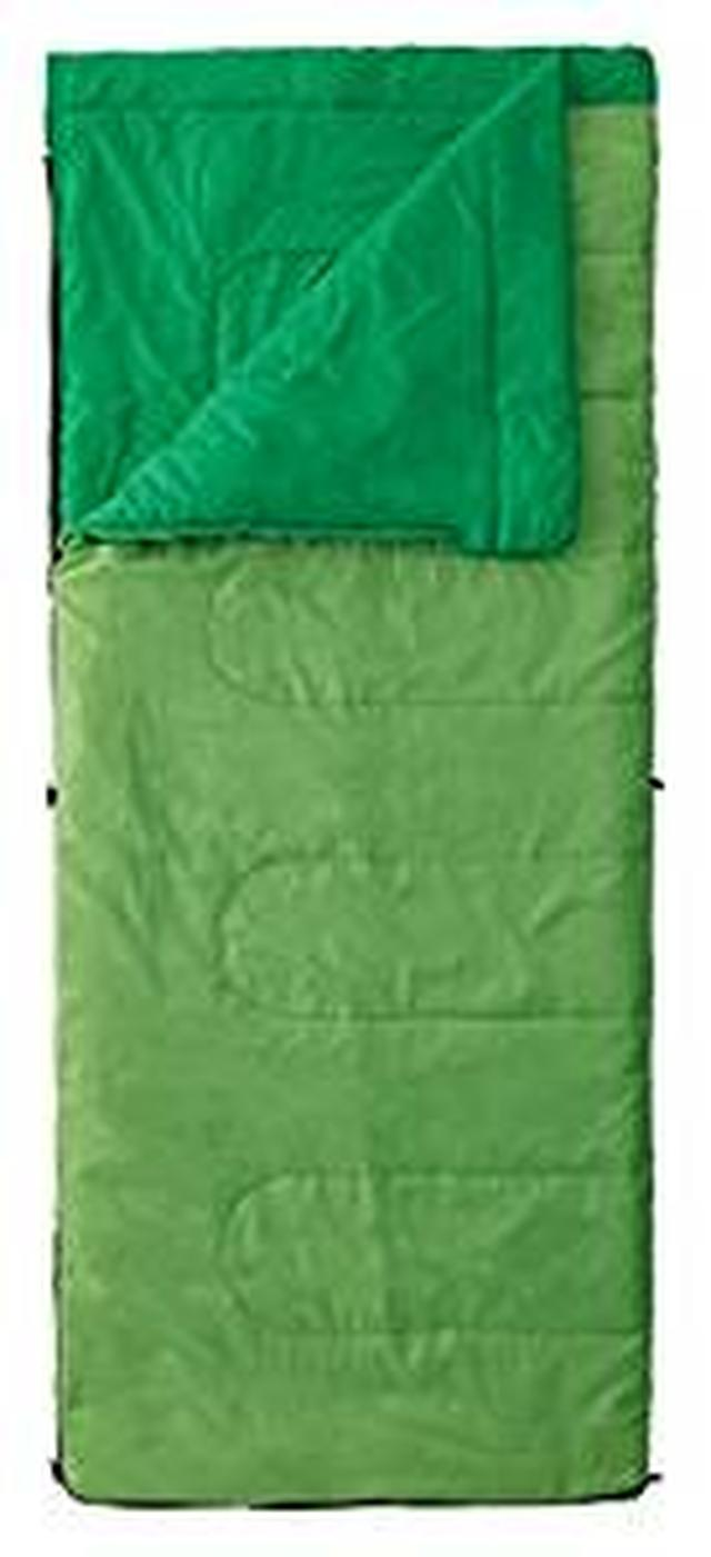 画像: Amazon   コールマン 寝袋 パフォーマー2/C15 モス [使用可能温度15度] 2000027260   コールマン(Coleman)   寝袋・シュラフ