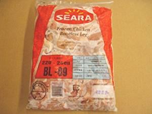 画像: Amazon   ブラジル産鶏もも肉2kg   SEARA   鶏肉 通販