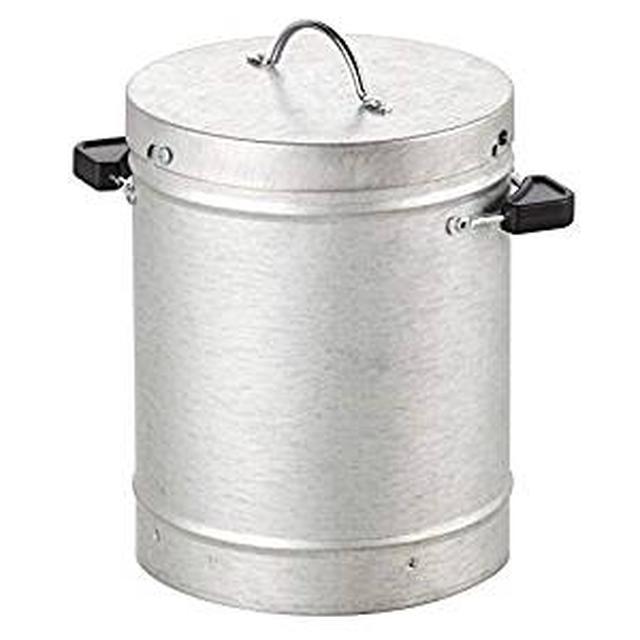 画像: Amazon   BUNDOK(バンドック) チャコール 缶 BD-440 火消し   BUNDOK(バンドック)   メンテナンスパーツ