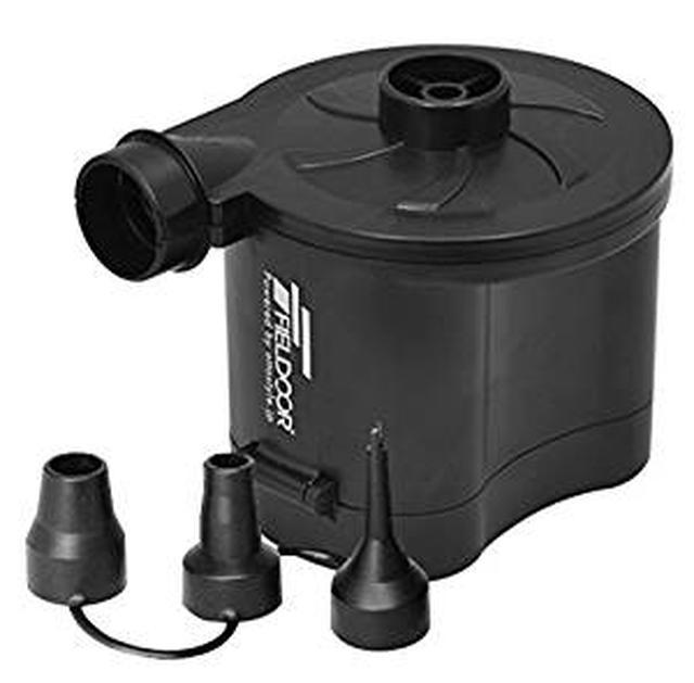 画像: Amazon | 電池式電動エアーポンプ (空気入れ&空気抜き両対応) | プール用ポンプ | おもちゃ
