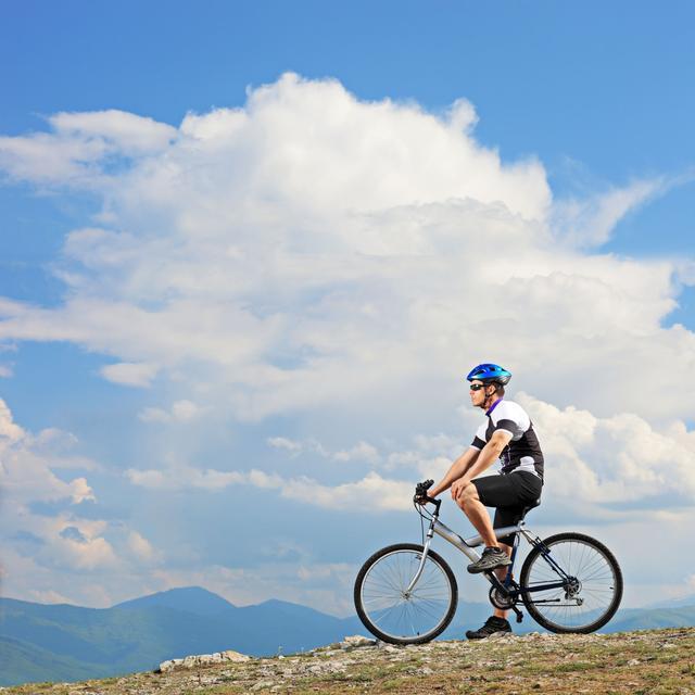 画像: マウンテンバイクは、キャンプツーリングもオフロード走行も遊べるアウトドア向け自転車