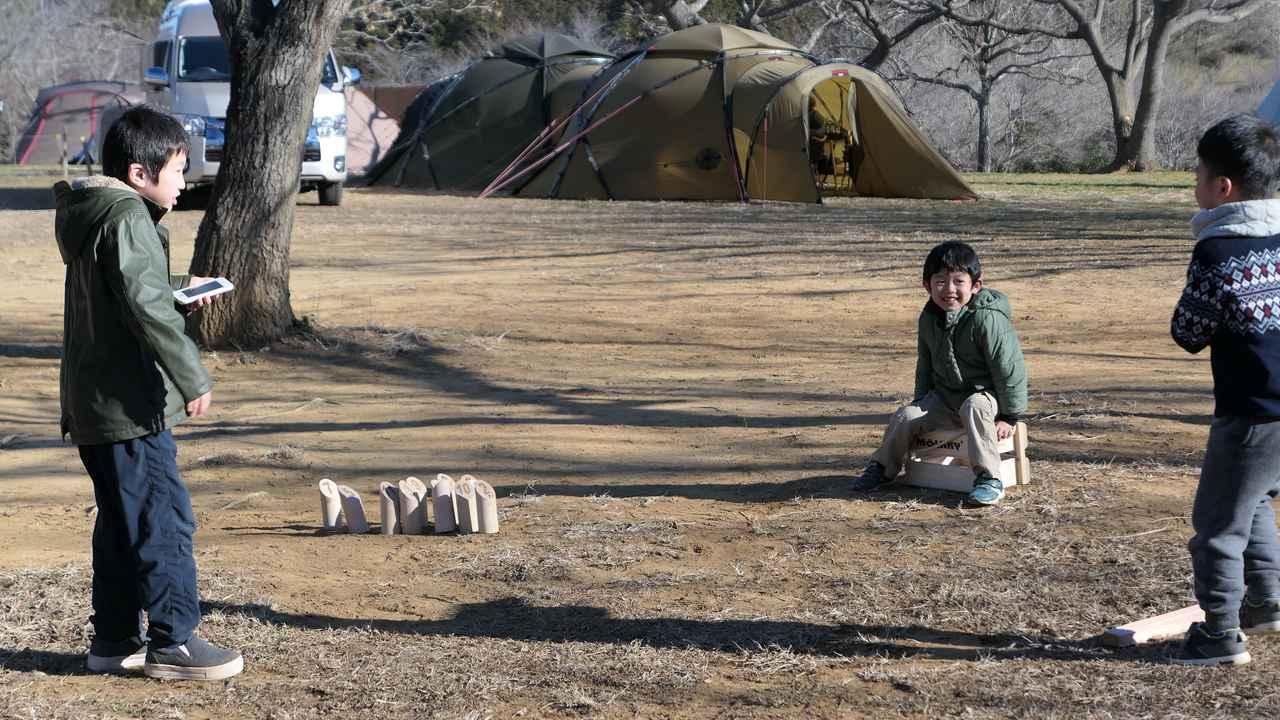 画像2: 森のまきばオートキャンプ場にて:筆者撮影