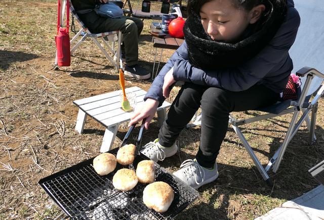 画像1: 森のまきばオートキャンプ場にて:筆者撮影