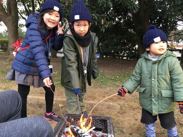 画像: 若洲公園キャンプ場にて:筆者撮影