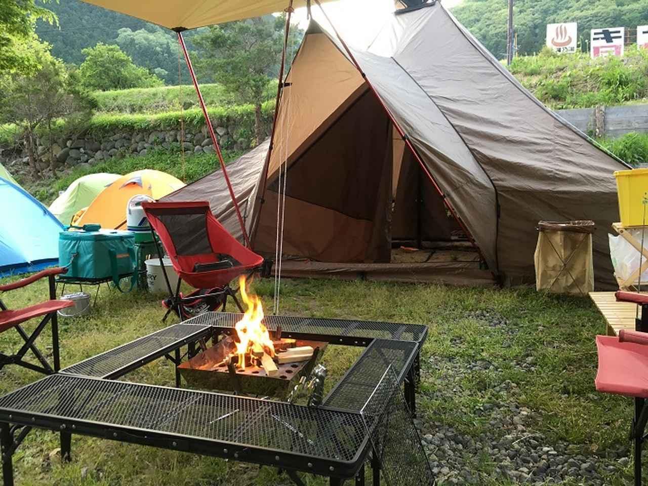画像: キャンプデビュー!初心者が最初に買うべき道具と気になる総費用を公開 - ハピキャン(HAPPY CAMPER)