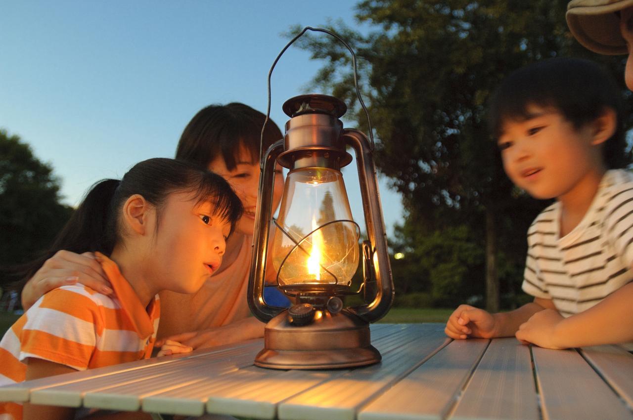 画像: 子供の初キャンプは3歳からがおすすめ! 普段は触れない大自然で、色々な学びを体験させてあげよう