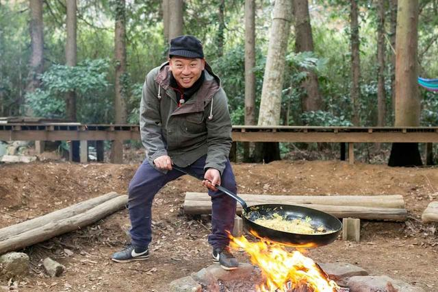 画像: 【番組ロケ密着】巨大フライパン登場!バイきんぐ西村流キャンプ飯 その② - ハピキャン(HAPPY CAMPER)