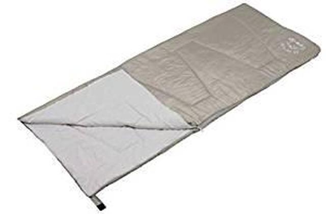 画像: Amazon | キャプテンスタッグ(CAPTAIN STAG) 寝袋 封筒型 シュラフ 【最低使用温度12度】 中綿800g 洗える クッションシュラフ カーキ モンテ UB-25 | キャプテンスタッグ(CAPTAIN STAG) | 寝袋・シュラフ
