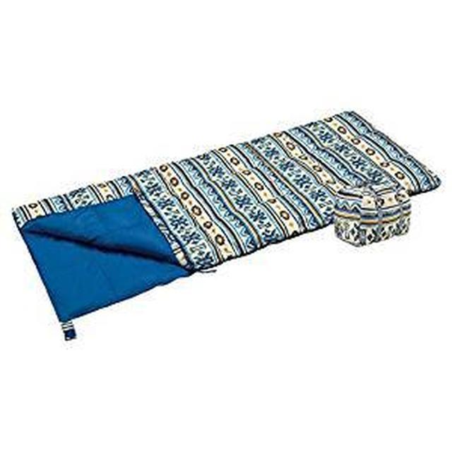 画像: Amazon.co.jp: モンベル(モンベル) モンベル mont-bell ダウンファミリーバッグ #3 1121312 キャンプ用品 シュラフ 寝袋 (Men's、Lady's): ホーム&キッチン