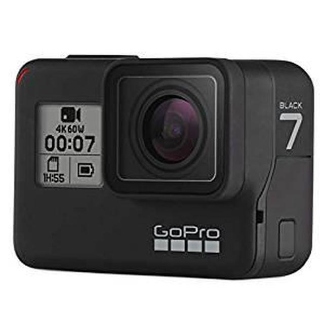 画像: Amazon | 【国内正規品】GoPro HERO7 Black CHDHX-701-FW ゴープロ ヒーロー7 ブラック ウェアラブル アクション カメラ 【GoPro公式】 | ウェアラブルカメラ・アクションカム 通販