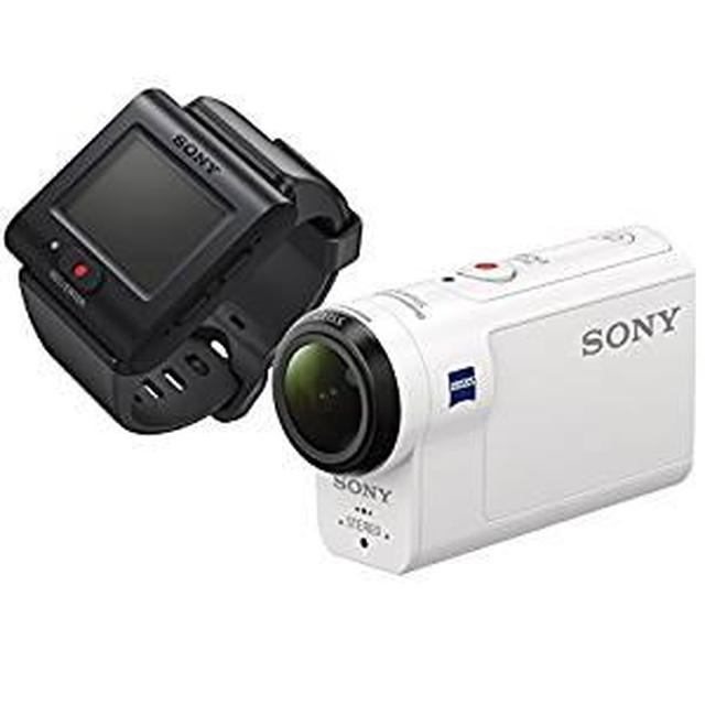 画像: Amazon | ソニー SONY ウエアラブルカメラ アクションカム 空間光学ブレ補正搭載モデル(HDR-AS300R) ライブビューリモコンキット | ウェアラブルカメラ・アクションカム 通販