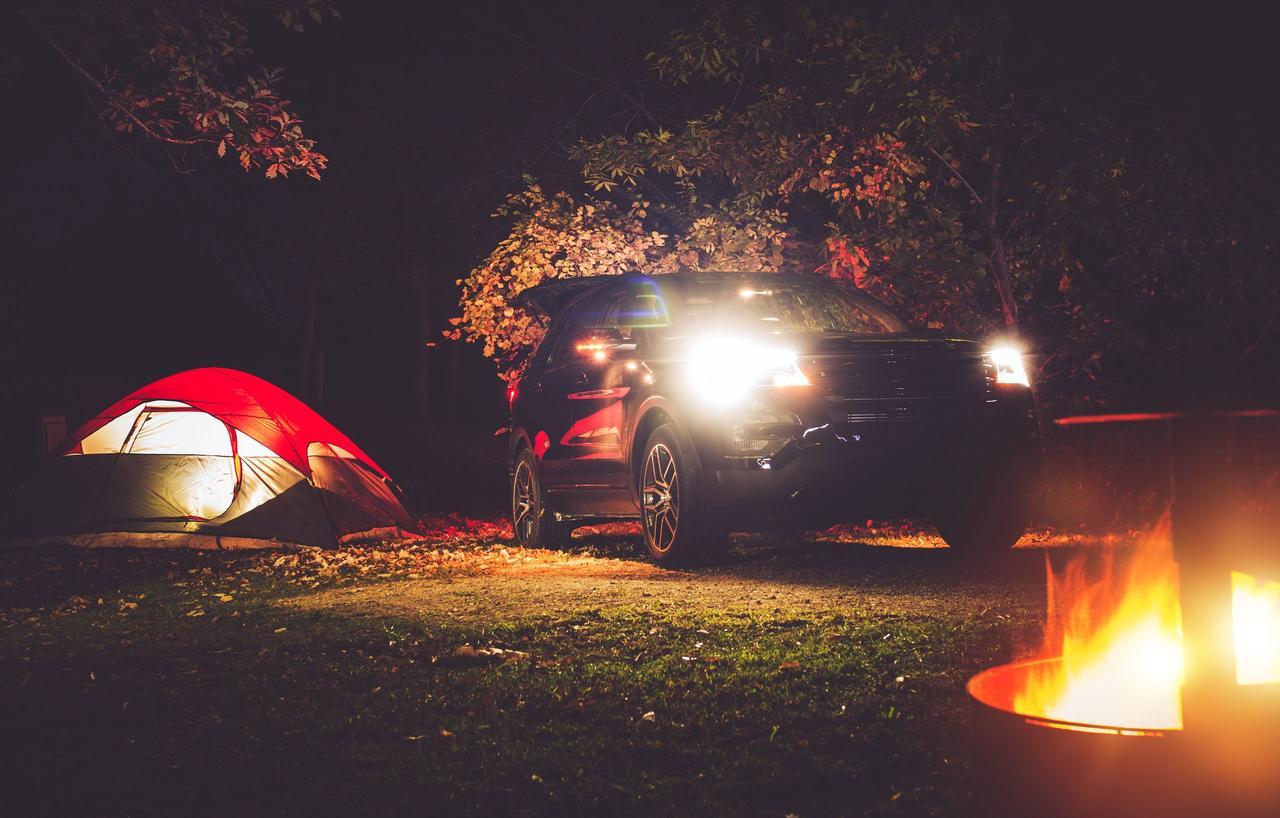 画像: 3. 夜は車のドアを開け閉めする回数を減らす