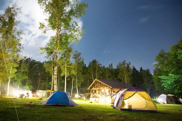 画像: 家族旅行だからこそ、キャンプもプランに取り入れてみよう!