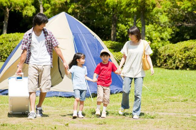 画像: 必要最低限の持ち物を持って、デイキャンプの第一歩を踏み出してみよう