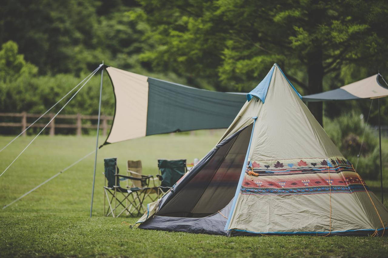 画像: 初心者向けキャンプ場ならアウトドアに慣れてなくても大丈夫! 東北に行く際はこちらのキャンプ場へ