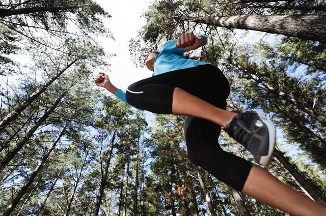 画像: 代々木公園プチトレイルコース4km