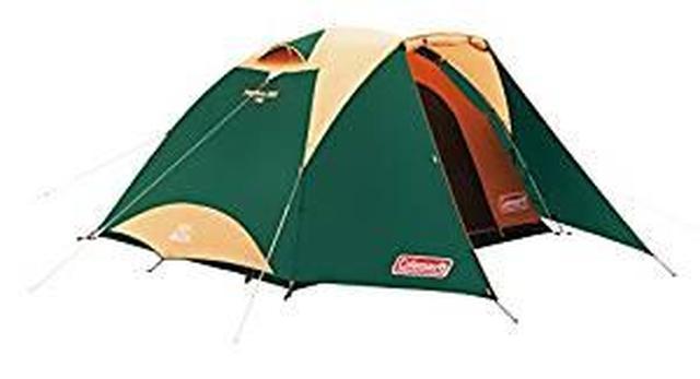 画像: Amazon   コールマン テント タフドーム/3025 グリーン [4~5人用] 2000027278   コールマン(Coleman)   テント本体