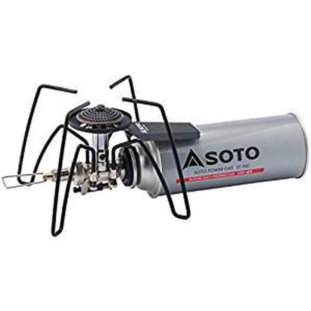 画像: Amazon | ソト(SOTO) レギュレーターストーブ ST-310 Amazon.co.jp ゲンテイ モノトーン | SOTO(ソト) | シングルバーナー