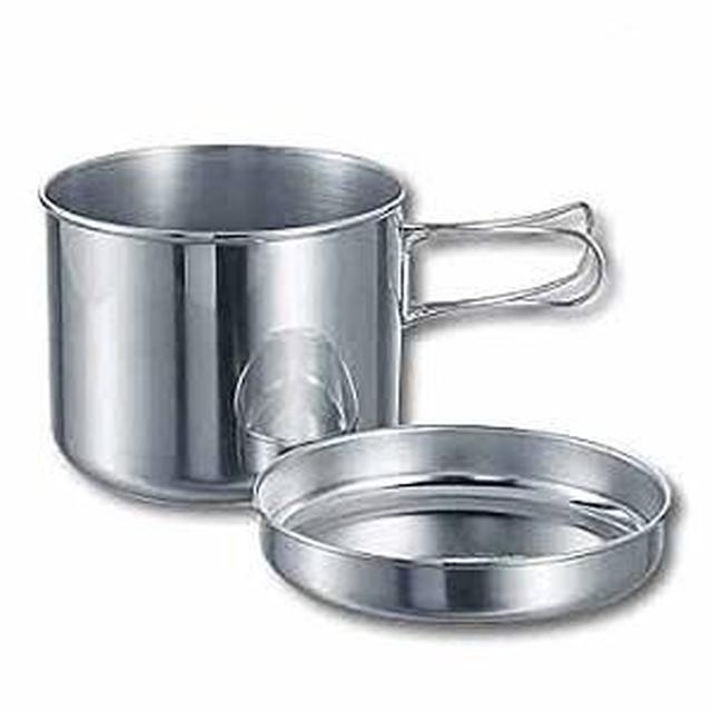 画像: Amazon | キャプテンスタッグ(CAPTAIN STAG) キャンプ BBQ用 鍋 皿セット カートリッジクッカーセット820mlM-8579 | キャプテンスタッグ(CAPTAIN STAG) | コッへル・クッカーセット