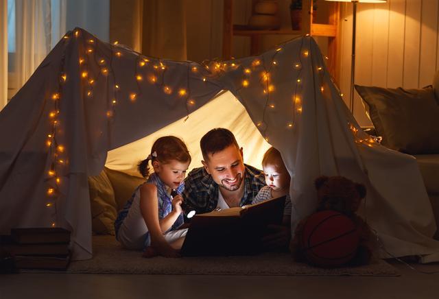 画像2: 自宅の庭やベランダにテントを張ってキャンプの雰囲気を演出!