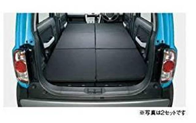 画像: Amazon.co.jp: [返品・キャンセル不可] 【スズキ】ハスラーMR31S純正品 ベッドクッション B9NR(99000-99071-T02): 車&バイク