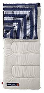 画像: Amazon | コールマン(Coleman) 寝袋 フリースフットイージーキャリースリーピングバッグ C0 使用可能温度0度 封筒型 2000031097 | コールマン(Coleman) | 寝袋・シュラフ