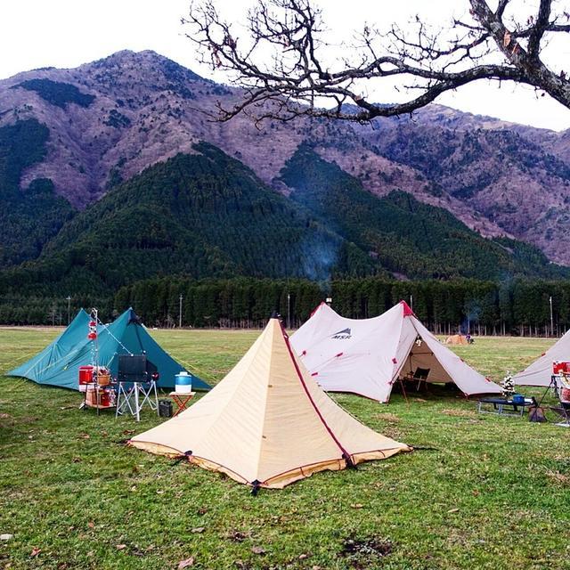 画像: 初心者はレンタルが豊富なキャンプ場から始めよう! 車なし&手ぶらでも、気軽にキャンプを楽しめる!