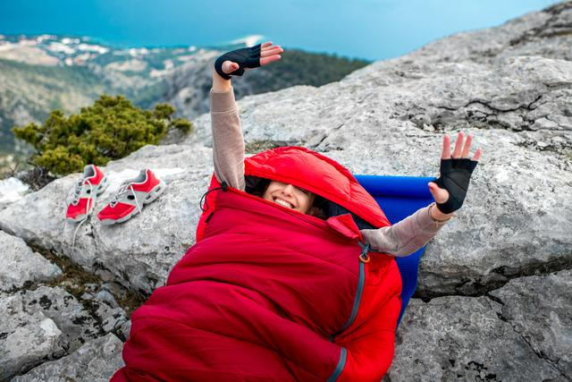 画像: 大自然の中で味わえる非日常感 お気に入りのシュラフでキャンプを快適に過ごそう!
