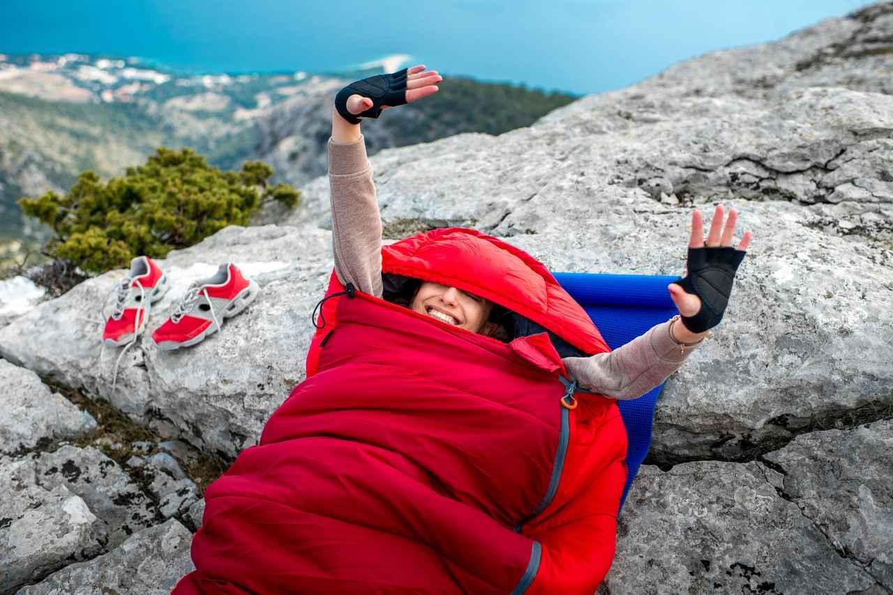 画像: モンベルやコールマンなど! お気に入りのシュラフでキャンプを快適に過ごそう!