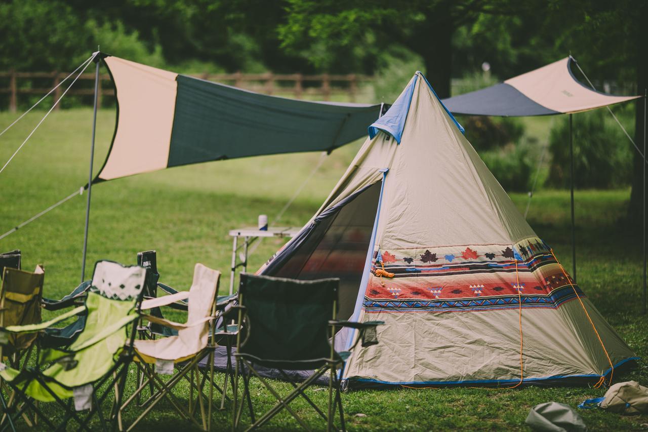 画像: キャンプ場へのルートを確認しよう