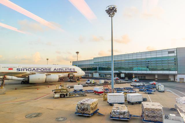 画像3: https://jp.123rf.com/ ※チャンギ国際空港