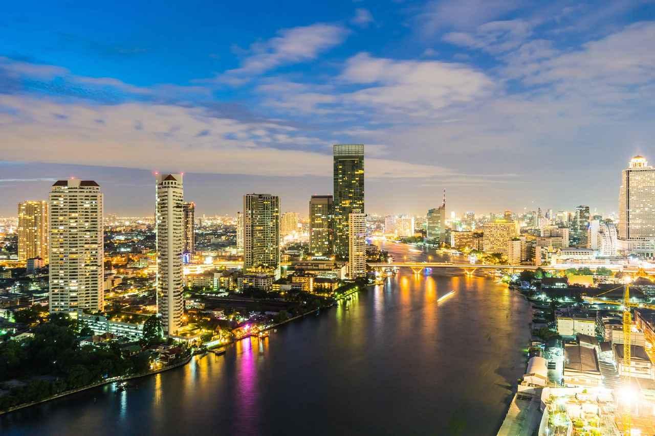 画像: タイ(バンコク)での運転手付きレンタカー・送迎手配なら「桜レンタカー」|sakurarent.com