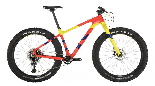 画像: Beargrease Carbon X01 Eagle | Salsa Cycles