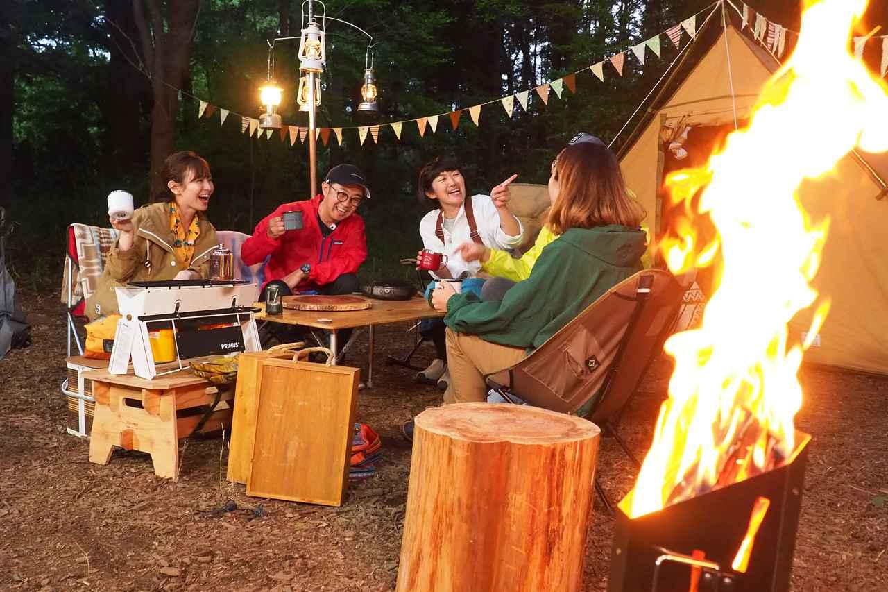 Images : 6番目の画像 - おぎやはぎのハピキャン「映えキャンプ」写真集 - ハピキャン(HAPPY CAMPER)