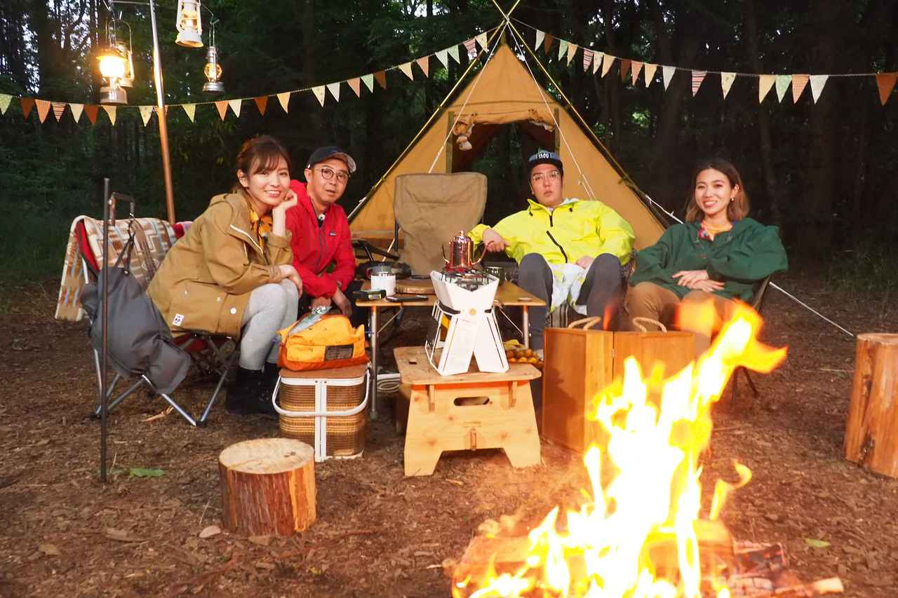 Images : 3番目の画像 - おぎやはぎのハピキャン「映えキャンプ」写真集 - ハピキャン(HAPPY CAMPER)