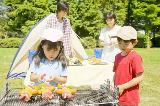 画像: 東海エリアのキャンプ場は、レベルが高い! レンタル品を活用して、手ぶらでキャンプライフを楽しもう
