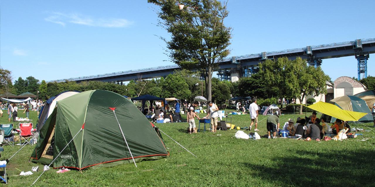 画像: 引用元:東京シーサイド / お台場エリア周辺の公園オフィシャルサイト http://www.tptc.co.jp