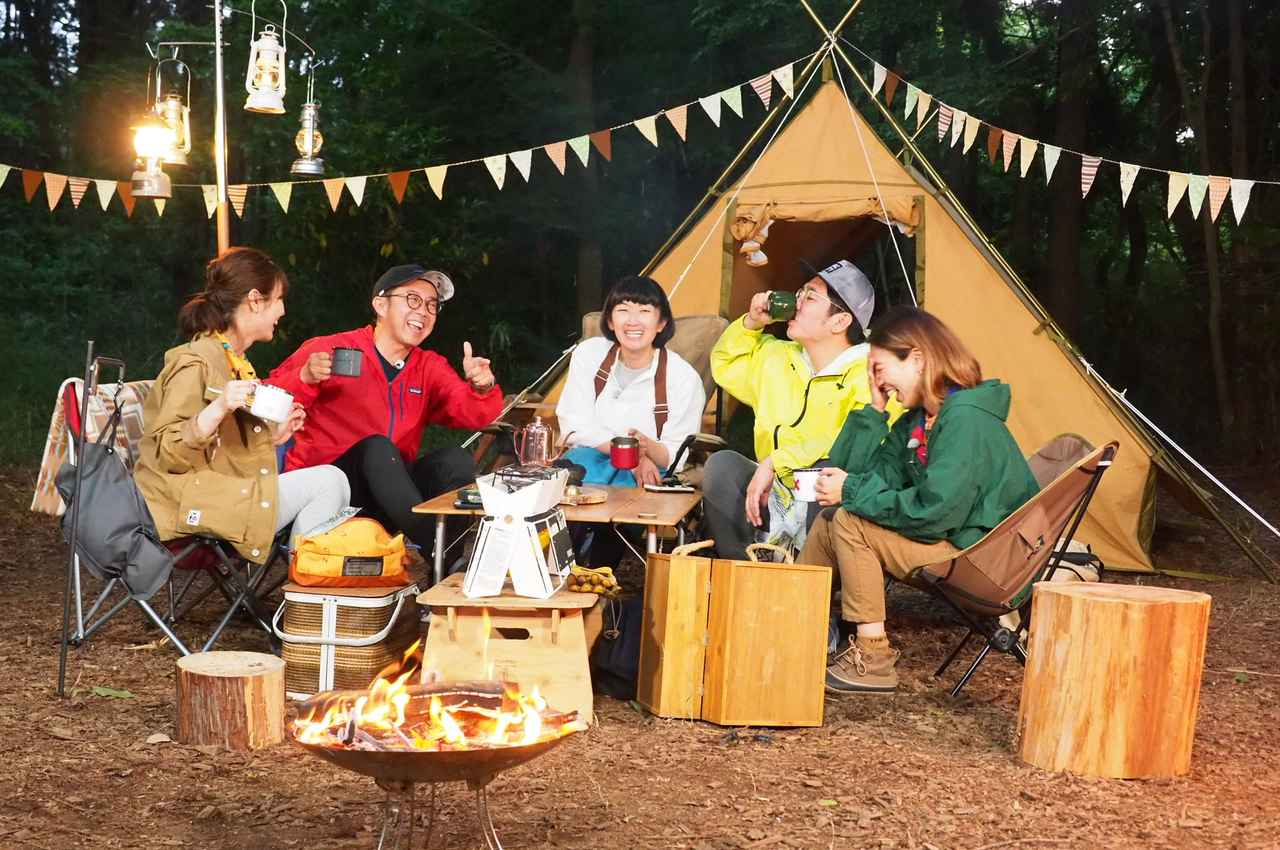Images : 12番目の画像 - おぎやはぎのハピキャン「映えキャンプ」写真集 - ハピキャン(HAPPY CAMPER)
