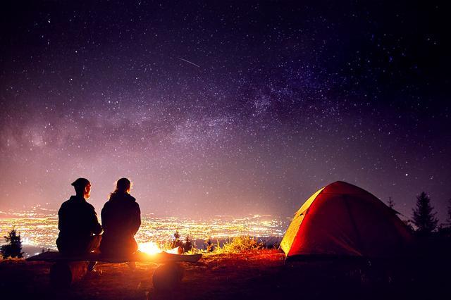 画像: 天体観測イベントが開催されているキャンプ場を選ぼう! 星がきれいに見える場所を見つけるポイント
