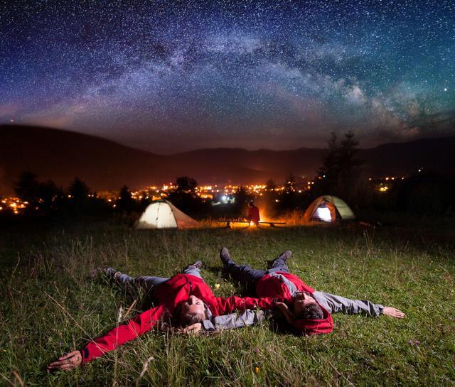 画像: 関西のキャンプ場で星空が見える場所を紹介 行ってみたい天体観測スポットはみつかりましたか?
