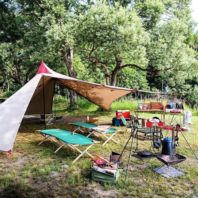 画像: 充実の道の駅キャンプ場、経験しないなんてもったいない!